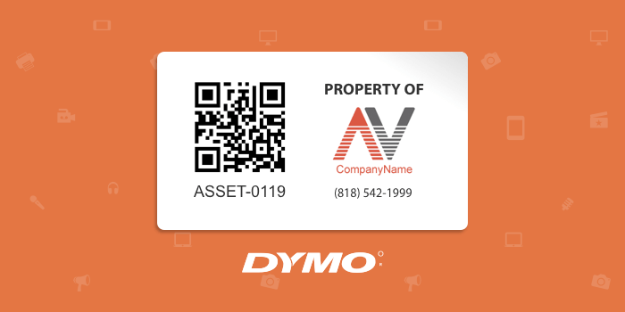 Dymo Asset Labeling Software | CHEQROOM