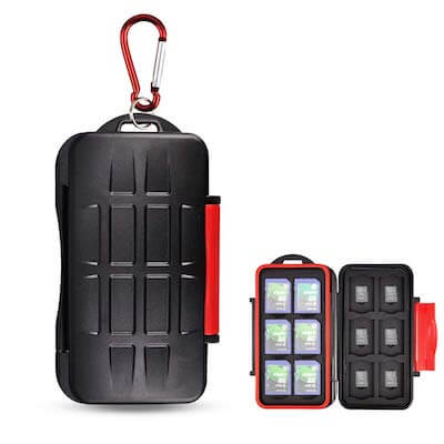 sd card cover