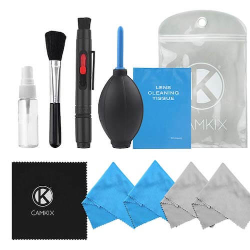 gifts for av camera cleaning kit