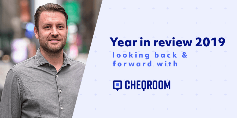 cheqroom year in review